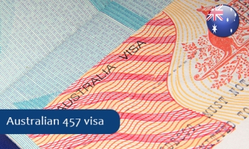 Australian 457 Visa